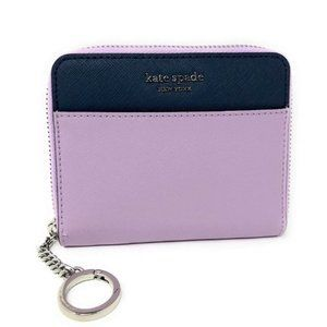 KATE SPADE Authentic Lavender Petrol Blue Cameron
